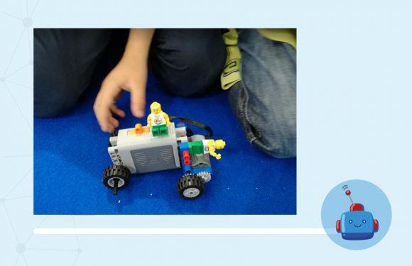 Lego macchine motorizzate