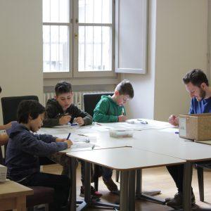 bambini con coach futurmakers