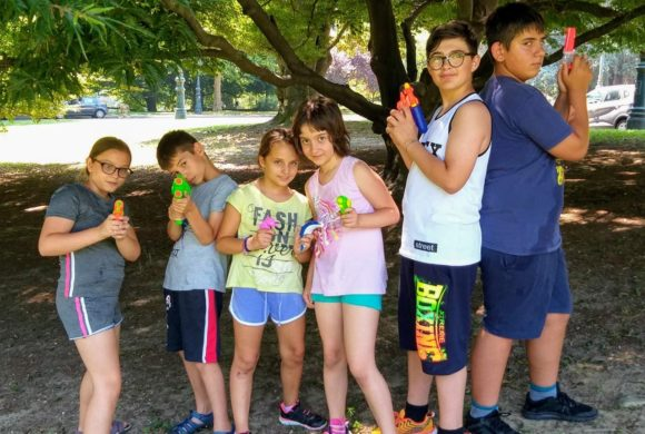 Summer camp 2019: divertirsi ed imparare!
