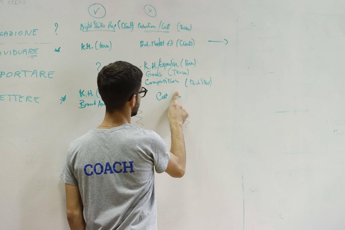 coach lavagna