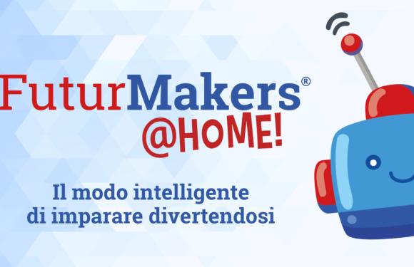 Torna FuturMakers@Home. Scopri le novità!