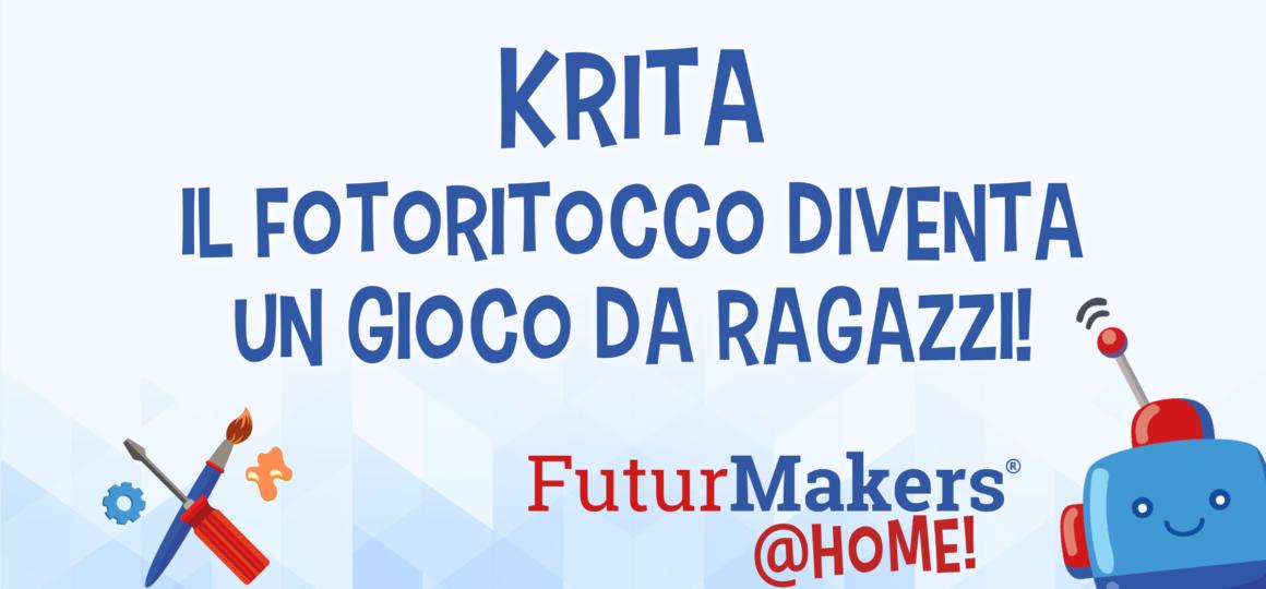 Krita. il fotoritocco diventa un gioco da ragazzi