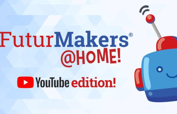 FuturMakers@Home ora su YouTube!
