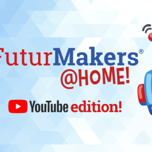 FUTURMAKERS@HOME – MODELLAZIONE 3D E LA PIXELART [YOUTUBE]