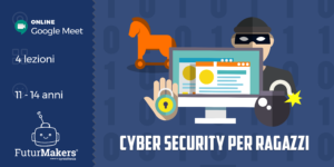 La cyber security per ragazzi