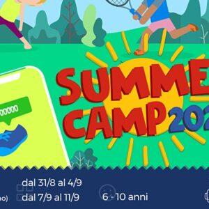 SUMMER CAMP: CREIAMO INSIEME UN'APP CONTAPASSI! (6-10 ANNI)