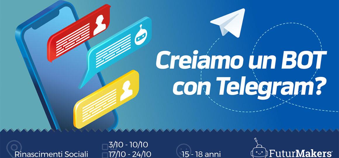 Corso - CREIAMO UN BOT CON TELEGRAM?