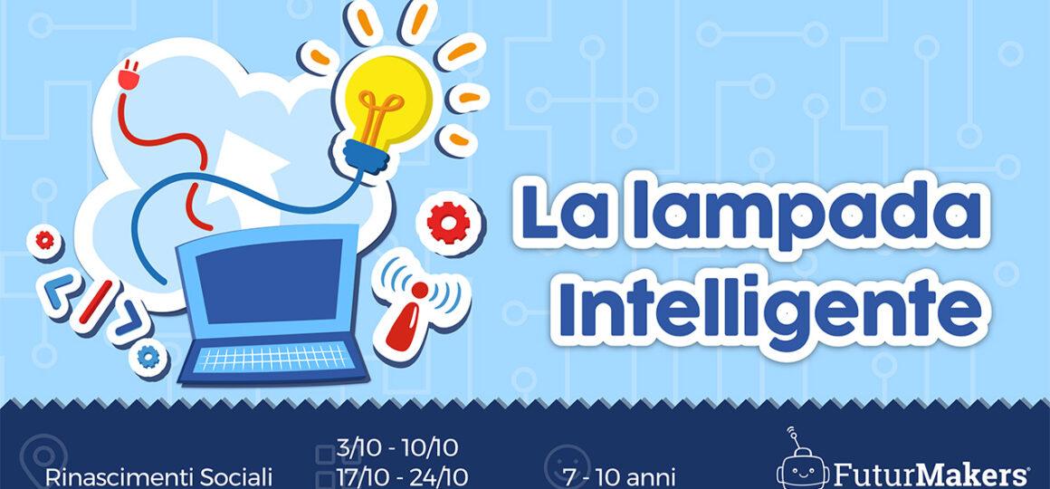 Corso - LA LAMPADA INTELLIGENTE