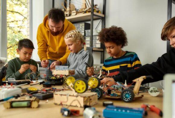 I vantaggi della robotica educativa